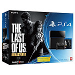 Sony PlayStation 4 + The Last Of Us Remastered