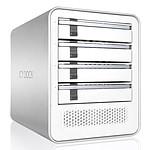 ICY DOCK MB561U3S-4S Blanc
