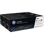 HP TriPack U0SL1AM (Cyan/Magenta/jaune)