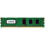 Crucial DDR3 8 Go (2 x 4 Go) 1600 MHz CL11 ECC Registered DR X8