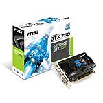 MSI GeForce GTX 750 2GD5/OCV1