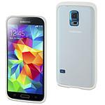 Muvit Housse minigel Transparent pour Samsung Galaxy S5 Mini