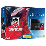 Sony PlayStation 4 + Driveclub