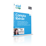 Ciel Compta Libérale 2015 + 1 an d'assistance téléphonique