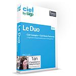 Ciel Duo 2015 + 1 an d'assistance téléphonique