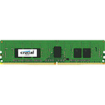 Crucial DDR4 4 Go 2400 MHz CL15 ECC Registered SR X8
