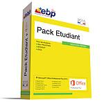 EBP Pack Etudiant 2015 + Microsoft Office Professionnel Plus 2013