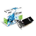 MSI GeForce GT 720 N720-2GD3HLP