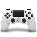 Sony DualShock 4 (blanche)