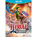 Hyrule Warriors (Wii-U)