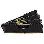 Corsair Vengeance LPX Series Low Profile 16 Go (4x 4 Go) DDR4 2666 MHz CL15