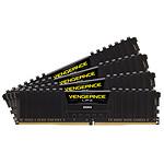Corsair Vengeance LPX Series Low Profile 64 Go (4x 16 Go) DDR4 3000 MHz CL15