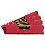 Corsair Vengeance LPX Series Low Profile 16 Go (4x 4 Go) DDR4 2666 MHz CL15