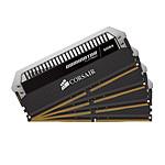 Corsair Dominator Platinum 64 Go (4x 16 Go) DDR4 3466 MHz CL16
