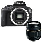 Canon EOS 100D + Tamron AF 18-200mm F/3,5-6,3 XR Di II LD ASL [IF] MACRO