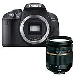 Canon EOS 700D + Tamron SP AF 17-50mm F/2,8 XR Di II VC LD ASL [IF]