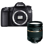 Canon EOS 70D + Tamron SP AF 17-50mm F/2,8 XR Di II VC LD ASL [IF]