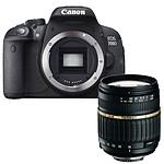 Canon EOS 700D + Tamron AF 18-200mm F/3,5-6,3 XR Di II LD ASL [IF] MACRO