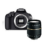 Canon EOS 1200D + Tamron AF 18-200mm F/3,5-6,3 XR Di II LD ASL [IF] MACRO