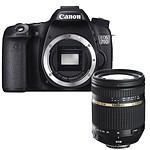 Canon EOS 70D + Tamron AF 18-270mm F/3,5 -6,3 Di II VC PZD