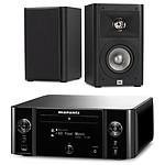 Marantz MCR 610 Noir + JBL Studio 220 Noir