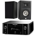 Marantz MCR 610 Noir + JBL Studio 230 Noir