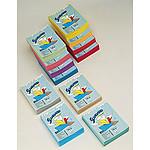 Rainex 100 Chemises Standard 24 x 32 cm 180 g Couleurs assorties