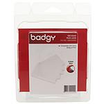 Evolis Tarjetas en blanco en blanco Badgy 100
