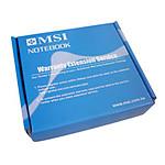 MSI 957-NXXXXE-101 - Extension de garantie 1 an supplémentaire