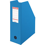 Esselte Set de 10 porta revistas 10 cm espalda 10 cm Azul