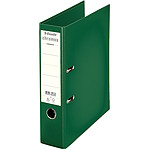 Esselte Archivador de palanca Chromos Plus 80mm verde oscuro