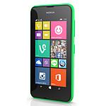 Nokia Shell CC-3084 Vert Nokia Lumia 530