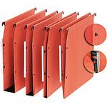 L'Oblique 25 dossiers suspendus pour armoire fond 15 mm