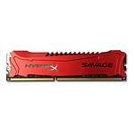 HyperX Savage 4 Go DDR3 1600 MHz XMP CL9
