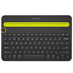Logitech Multi-Device Keyboard K480 (Noir)