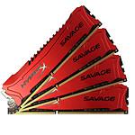HyperX Savage 32 Go (4 x 8 Go) DDR3 2400 MHz XMP CL11