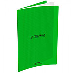 Conquérant Cahier 96 pages 210 x 297 mm seyes grands carreaux  Vert