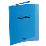 Conquérant Cahier 96 pages 240 x 320 mm seyes grands carreaux  Bleu