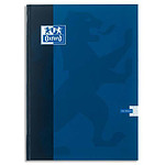 Oxford Cahier 192 pages 240 x 320 mm petits carreaux  Bleu