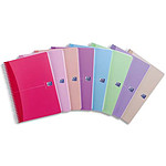 Oxford Beauty Cahier 180 pages 148 x 210 mm petits carreaux