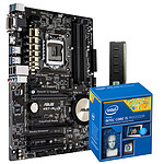 Kit Upgrade PC Core i5 ASUS H97-PLUS 4 Go