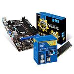 Kit Upgrade PC Core i5 MSI B85M-P33 4 Go