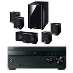 Sony STR-DN1050 + Magnat Interior 5000 X Noir