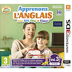 Apprenons l'ANGLAIS  - Vol. 3 (Nintendo 3DS/2DS)