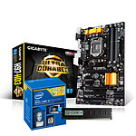 Kit Upgrade PC Core i5 Gigabyte GA-H97-HD3 4 Go