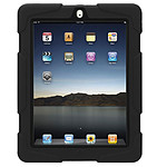 Griffin Survivor Negro for iPad 2, 3 et 4