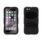 Griffin Survivor All Terrain Noir Apple iPhone 6 Plus