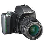 Pentax K-S1 Noir + Objectif DAL 18-55 mm