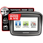 TomTom RIDER Premium Pack (version Europe)