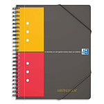 Oxford MeetingBook Cahier A4+ 160 pages 230 x 297 mm lignés 6 mm